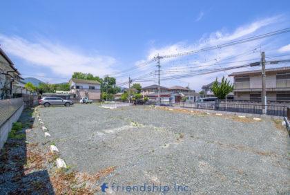 熊本市西区池田1丁目 文京ワイドパーキング 月極駐車場