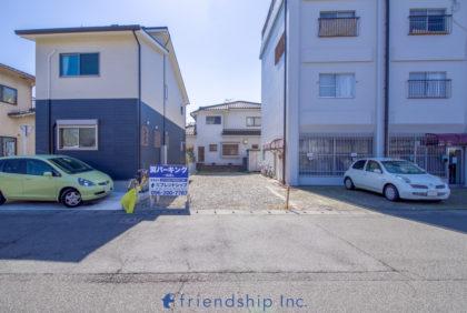 熊本市中央区本荘5丁目月極駐車場・パーキング