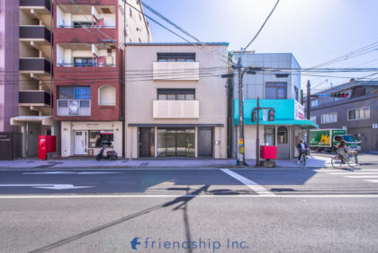 熊本市中央区新屋敷1丁目 金倉ビル 1F 貸テナント