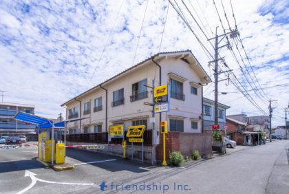 熊本市中央区本荘5丁目 2DK 古閑アパート 賃貸アパート