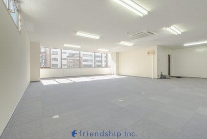 熊本市中央区坪井 緒方ビル 2F 貸テナント