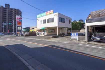 熊本市西区池田1丁目 第3上田駐車場 月極駐車場