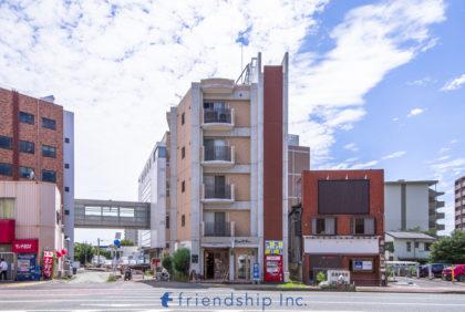 熊本市中央区本荘5丁目 1K KARIN本荘 4F 賃貸マンション