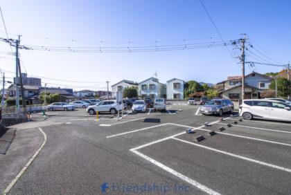 熊本市西区池田1丁目 上田駐車場 月極駐車場