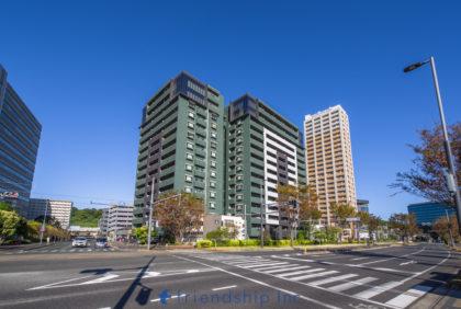 熊本市西区春日 3LDK グランドパレス熊本 熊本駅近 貸マンション