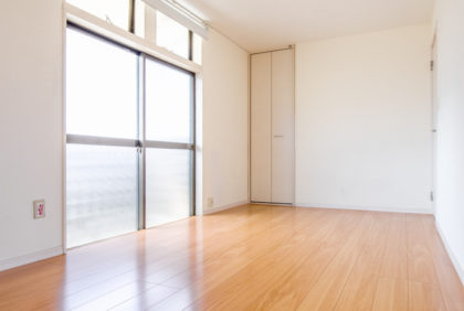 熊本市中央区京町 清田アパート2F 2K 貸アパート