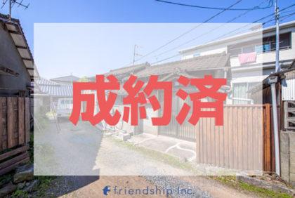 熊本市中央区島崎 2K 貸家